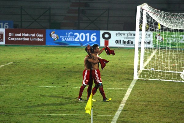 10-man Nepal Beat Maldives 4-3 In Dying Moments Of Extra-time