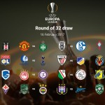 Europa League Round Of 32 Full Draw: Manchester United Draw St Etienne While Tottenham Face AA Gent